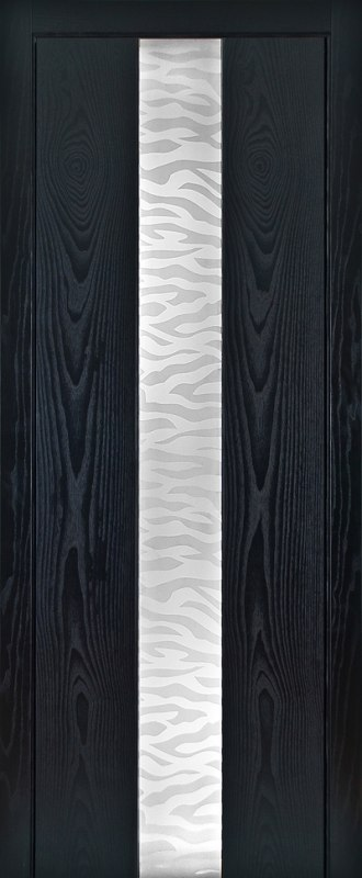 Черная эмаль сафари