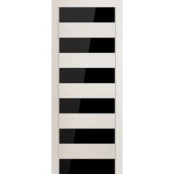 8 Z Эш Вайт Кроскут, Черный глянцевый лак