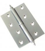 Петля стальная (100x75x2,5)